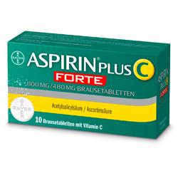 ASPIRIN PLUS C F 800/480MG